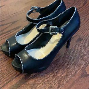 Nine West Peep Toe Shoes